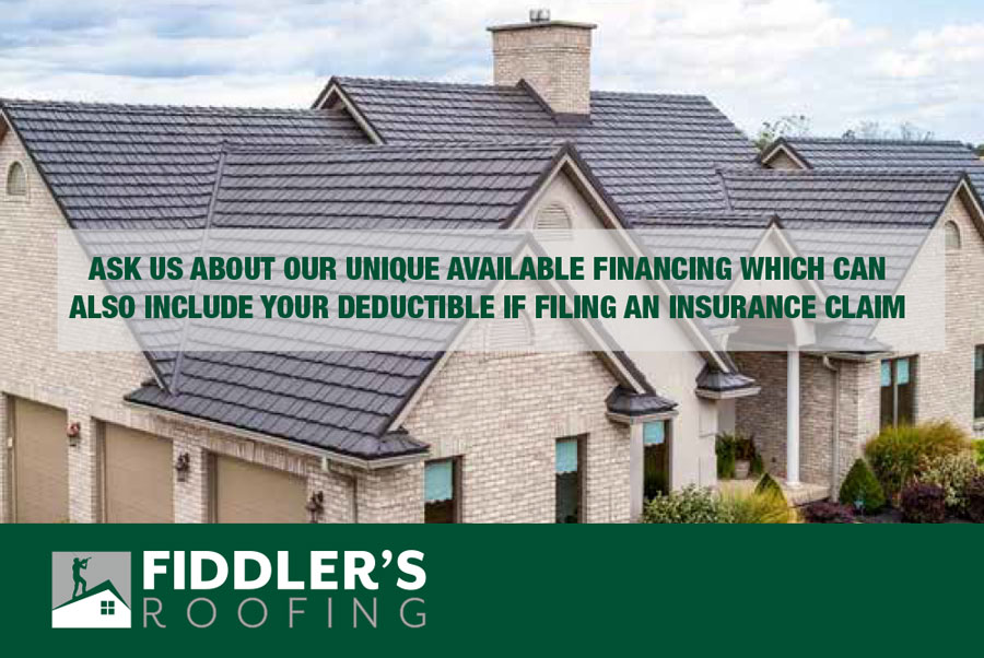 GET roofing insurance claim