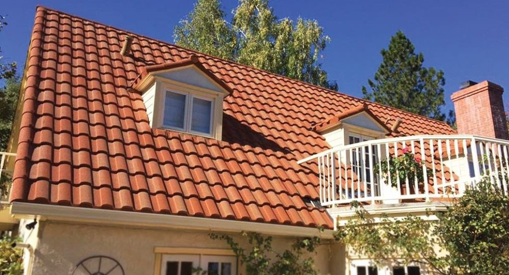 Antica roofing