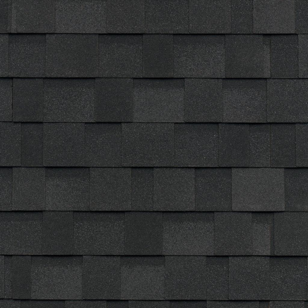 granite black shingles