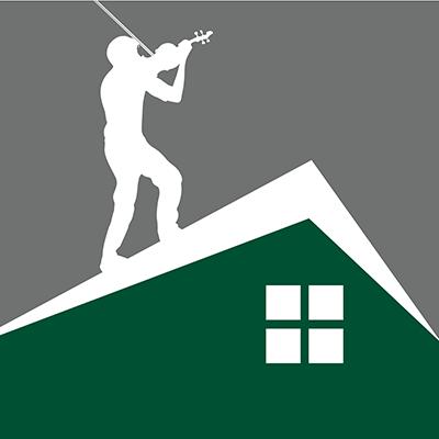Fiddler's Roofing logo- Central Florida Roofing