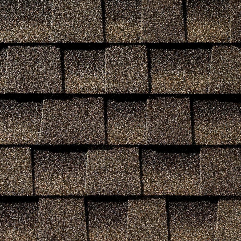 Barkwood shingles