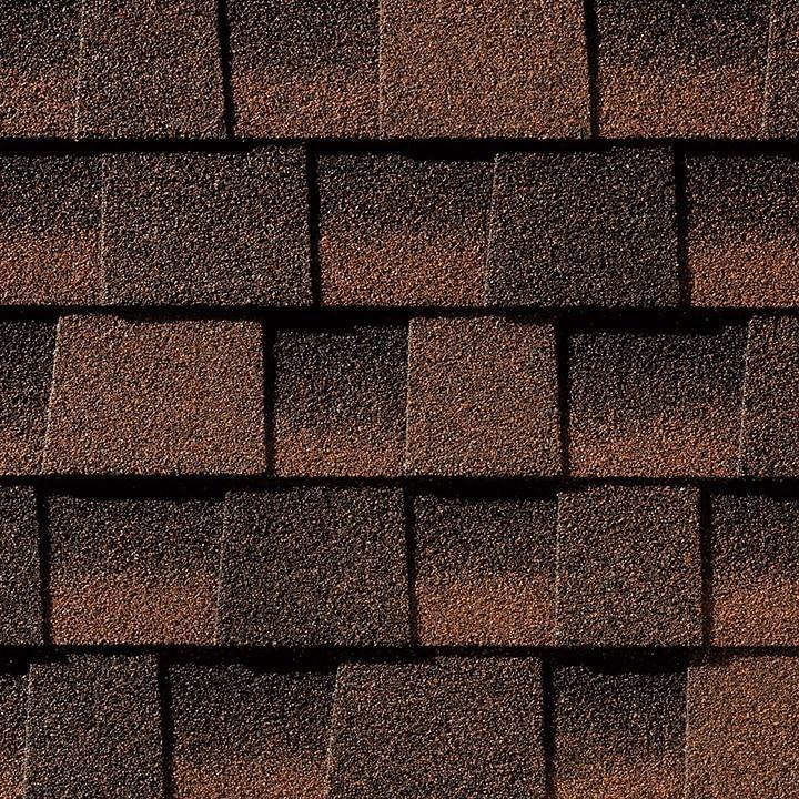 Hickory shingles