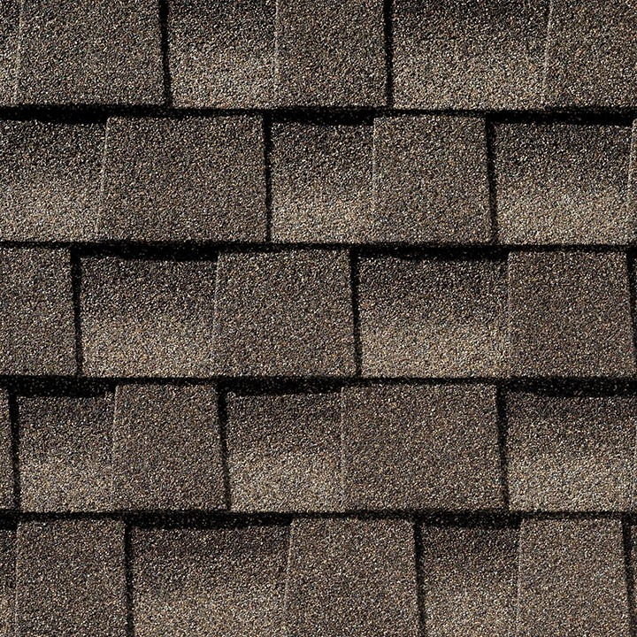 Mission Brown shingles